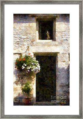 The Guardian Framed Print by Paul Marcello