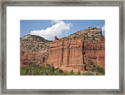 The Guardians Framed Print by Melany Sarafis