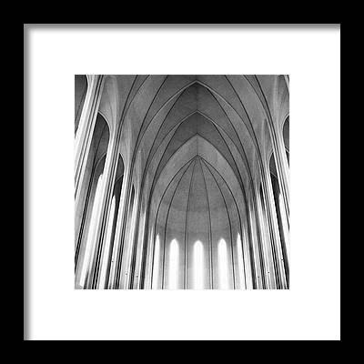 Gotham Framed Prints
