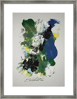 The Hammer Of Thor Framed Print by Edward Wolverton