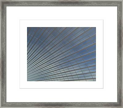 Framed Print featuring the digital art The Hangar... by Tim Fillingim