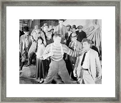 The Happy Warrior, 1925 Framed Print