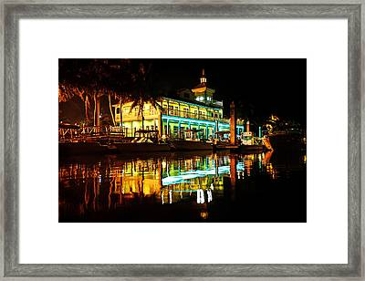 The Haven Framed Print