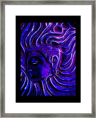 Framed Print featuring the photograph The Higher Mind by Susanne Still