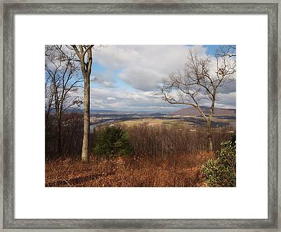 The Hills Have Eyes Framed Print
