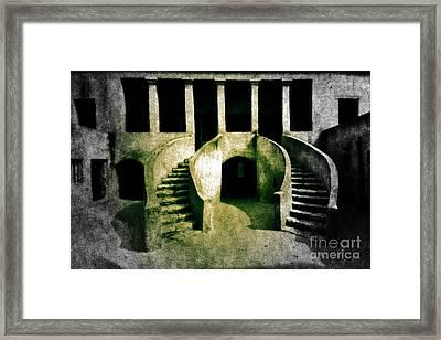 The House Of Slaves Framed Print