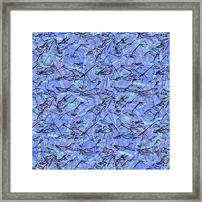 The Ice Age Framed Print by Alec Drake