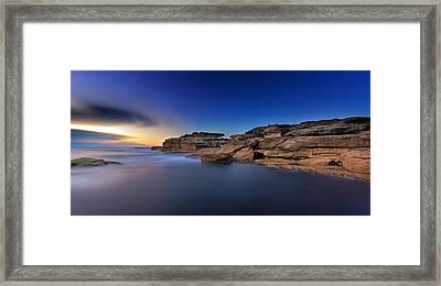 The Inner Sanctum Framed Print by Mark Lucey