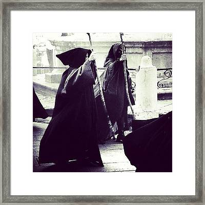 The Inquisition #ig #igers #italy Framed Print