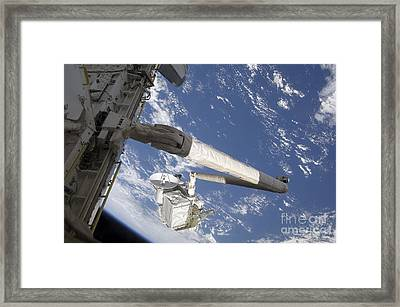 The Integrated Cargo Carrier Framed Print