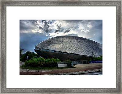 Framed Print featuring the photograph The Jupiter II by Edward Myers