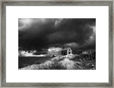 The Knoll Framed Print