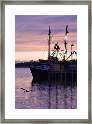 The Kristen Gail Framed Print by Zawhaus Photography