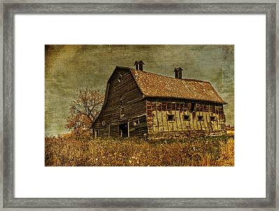 The Land Owners  Framed Print