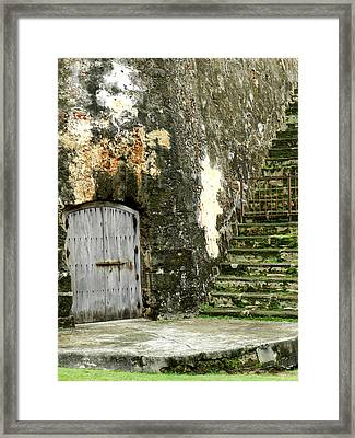 The Leprechaun Vault Framed Print