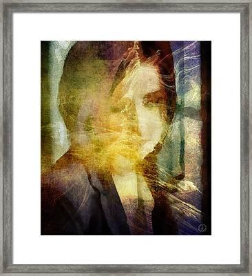 The Light Always Find Me Framed Print