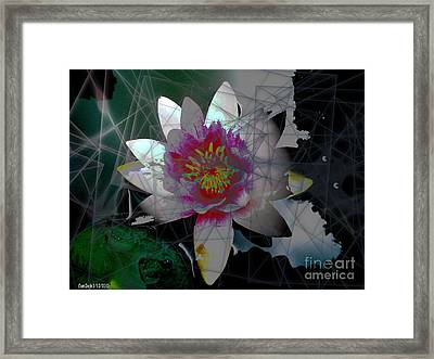 The Light From Within Framed Print by Cheri Doyle