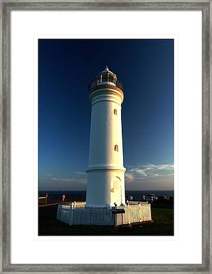 The Light Tower Framed Print by Alexey Dubrovin