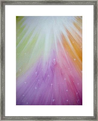 The Lights Framed Print by Asida Cheng
