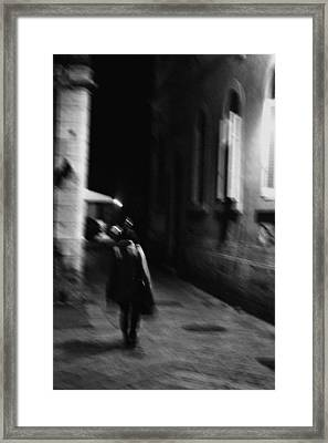 The Long Way Home Framed Print by George Koroxenidis