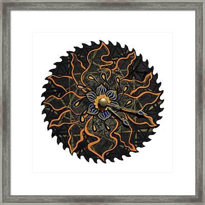The Lotucia Framed Print by Jessica Sornson
