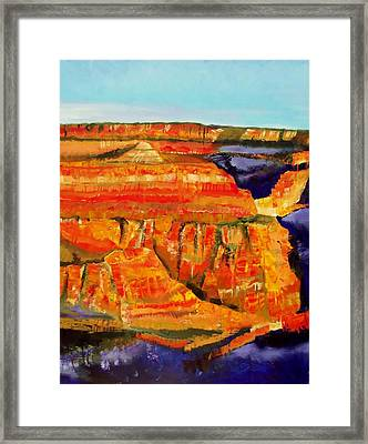 The Magnificent Grand Canyon 2 Framed Print by FS Boric