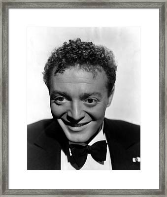 The Maltese Falcon, Peter Lorre, 1941 Framed Print by Everett