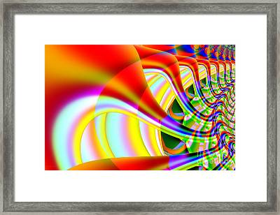 The Marching Band . S14 Framed Print