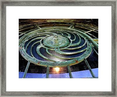 The Medusa Windows Framed Print by William Walker