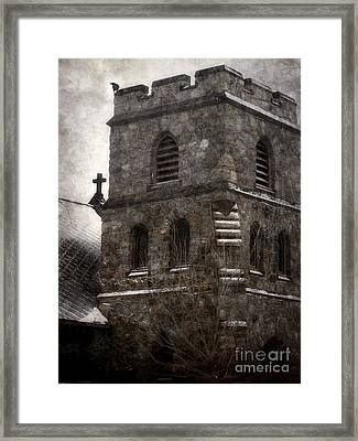 The Messenger Framed Print