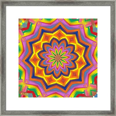 The Mexican Holiday Framed Print by Alec Drake