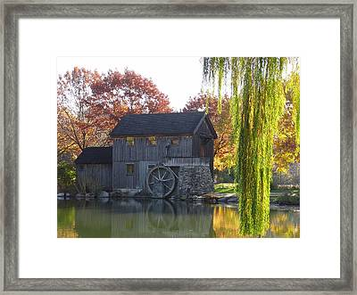 The Millhouse Framed Print