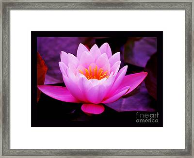 The Mind Of God Framed Print by Susanne Still