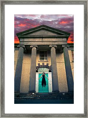 The Necromantic Ritual Framed Print by Semmick Photo