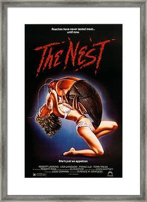 The Nest, 1988 Framed Print by Everett
