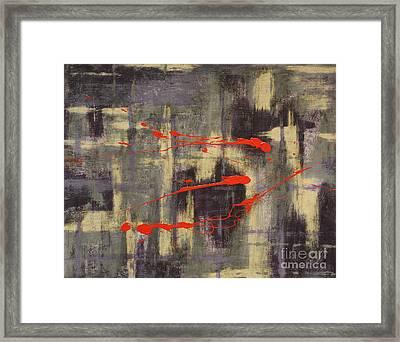 The Next Generation - Aka Dexter Framed Print