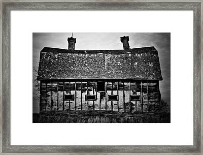 The Nicholsons  Framed Print by Jerry Cordeiro