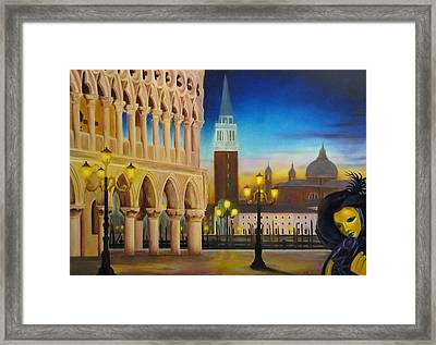 The Night Comes.... The Madness Begins. Framed Print by Antonios Theodosiou