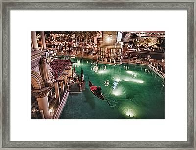 The Night Is Young Framed Print by Stephen Campbell