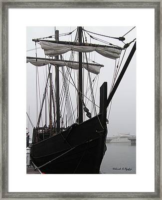The Nina Framed Print