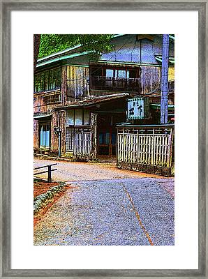 Framed Print featuring the photograph The Old Inn by Tim Ernst
