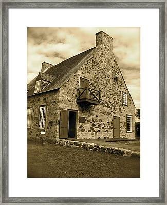 The Old Presbytery Framed Print