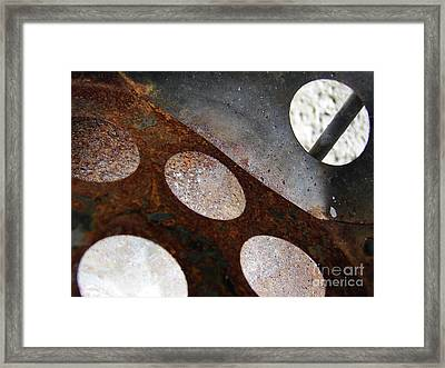 The Only Untitled Framed Print by Mark Holbrook