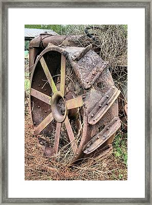 The Original Mudder Framed Print by JC Findley