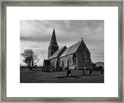 The Parish Church Of All Saints Framed Print