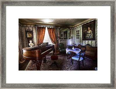 The Parlor Framed Print