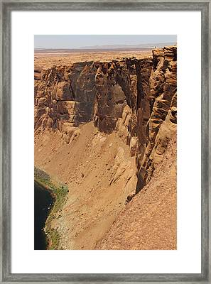 The Photographer 2 Framed Print by Mike McGlothlen
