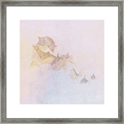 The Pod Framed Print by John Edwards