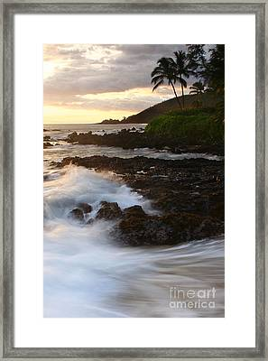 The Poets Love Song Framed Print by Sharon Mau