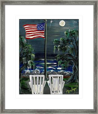 The Presidential Suite Framed Print